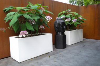Plantenbak polyester