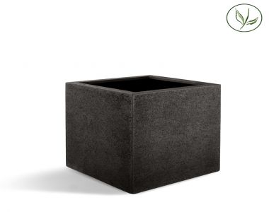 London Cube 40 (40x40x40) - Donkerbruin