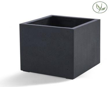 Paris Cube 80 - Antraciet (80x80x80)