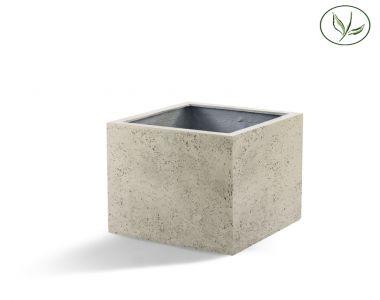 Paris Cube 80 - Oud wit (80x80x80)