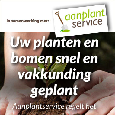 Aanplantservice samenwerking