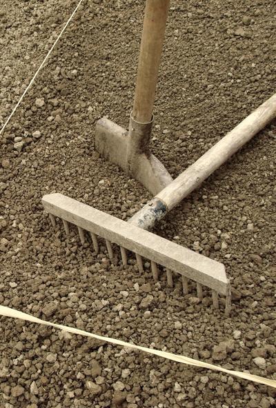 Grondsoort bepalen en grond voorbereiden